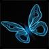 蝴蝶魔幻动感壁纸