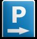 丹麦停车场