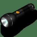 LED Torch Transparent