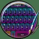 Electric Feel Neon Keyboard