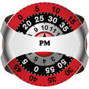 Rotating Analog Clock HD Lite