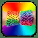 彩虹织机橡皮筋