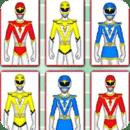 Hero Rangers Memory Game