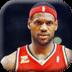 篮球运动员勒布朗·詹姆斯