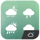 Simple Clean Weather Iconset