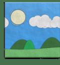 纸上世界动态壁纸 Paperland Live Wallpaper
