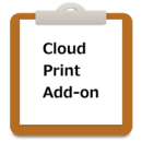 Simple Notepad Cloud Print Add