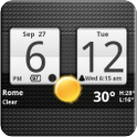 Sense Analog Clock Widget