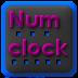 Num clock Lite