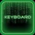Green Glow Code Keyboard
