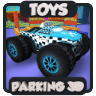 3D玩具停车场
