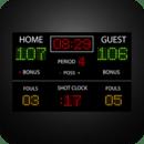 篮球记分技术统计助手