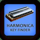 Harmonica Key Finder