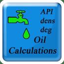 Calculator for oil