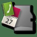 SDカード保存・読込みアプリ