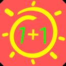 宝宝数学-太阳树