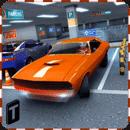 3D城市模拟驾驶
