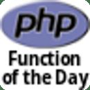PHP函数的日