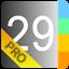 桌面日程插件  Clean Calendar Widget Pro