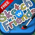 猜猜画画 Sketch W Friends