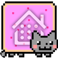 Nyan Cat ADW Icon Pack