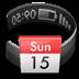 状态栏日历 Calendar in Status bar