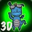 3D炫酷恐龙动态壁纸
