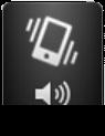 Vibrate Settings Widget
