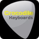 Crocodile Keyboard Free