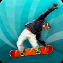 花样滑板跑酷 Snowboard Run