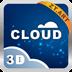 GO主题-3D云