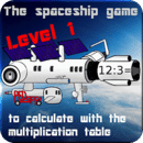 The spaceship game - Level 1