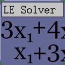 線性方程組的求解器