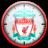 利物浦时钟控件