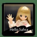 HelloSahra -Scratch image app-