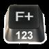 Flit Numpad layout
