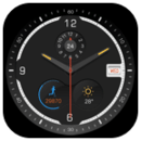 Ticker by Magic Watchface