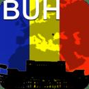 布加勒斯特地图