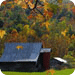 Autumn Barn Live Wallpaper