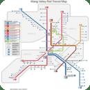 Malaysia Kuala Lumpur Subway