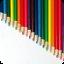 儿童色彩图谱