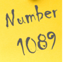 Number 1089