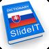 斯洛伐克滑动键盘