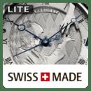 Analog Swiss Watch LiveWP Lite