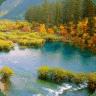 九寨沟风景图片欣赏