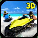 海上摩托艇模拟