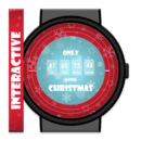 互动圣诞节倒计时表盘:Christmas Countdown Interactive Watch Face