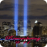 WTC Blue Lights Live Wallpaper