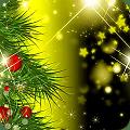 明亮的圣诞L壁纸