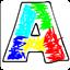 ABC手指绘画